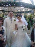 和田コーチ結婚式
