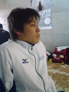 ジャパンオープン2010 予選終了