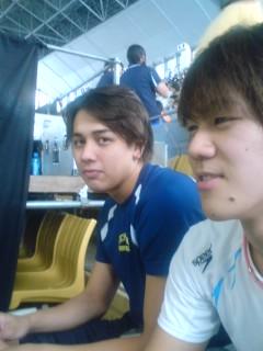 ジャパンオープン 2日目 1