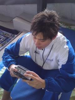 日本選手権 2日目