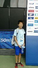 ジャパンオープン2015 初日
